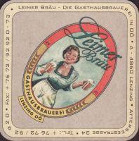 Pivní tácek gasthausbrauerei-leimer-1-oboje-small