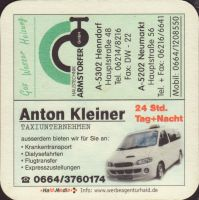 Beer coaster gasthof-brau-1-zadek-small