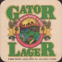 Beer coaster gator-lager-beer-1-oboje-small