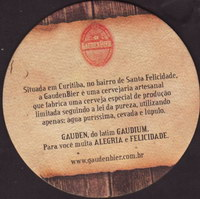 Beer coaster gaudenbier-1-zadek-small