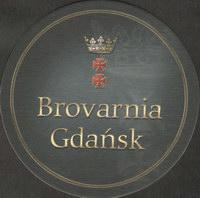 Pivní tácek gdansk-1