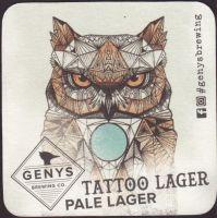 Pivní tácek genys-16-small
