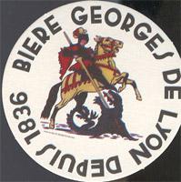 Pivní tácek georges-1836-2