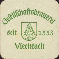 Pivní tácek gesellschaftsbrauerei-viechtach-2-small