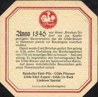 Pivní tácek gilde-1-zadek