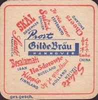 Pivní tácek gilde-34-zadek-small