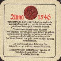 Pivní tácek gilde-6-zadek-small