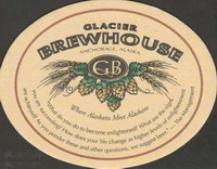 Beer coaster glacier-brewhouse-1-small