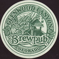 Beer coaster glenwood-canyon-1-small