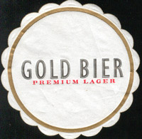 Beer coaster gold-bier-1