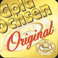 Pivní tácek gold-ochsen-13-small