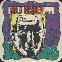 Pivní tácek gold-ochsen-26-small