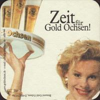 Pivní tácek gold-ochsen-34-small