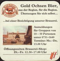 Pivní tácek gold-ochsen-45-zadek-small