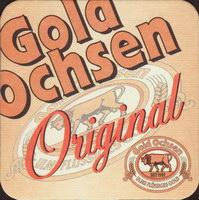 Pivní tácek gold-ochsen-46-small