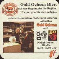 Pivní tácek gold-ochsen-46-zadek-small