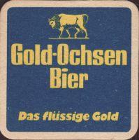 Pivní tácek gold-ochsen-55-oboje-small