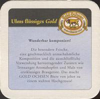Pivní tácek gold-ochsen-8-zadek