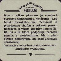 Pivní tácek golem-11-zadek-small
