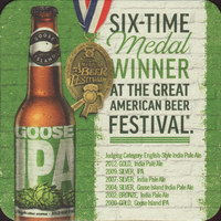 Beer coaster goose-island-10-zadek-small