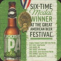 Beer coaster goose-island-10-zadek-small