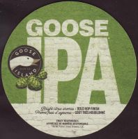 Beer coaster goose-island-11-oboje-small