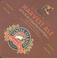 Beer coaster goose-island-5-small