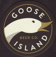Beer coaster goose-island-7-oboje-small