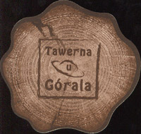 Pivní tácek gorala-1