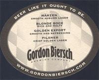 Beer coaster gordon-biersch-1-zadek