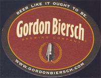 Beer coaster gordon-biersch-1