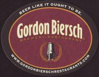 Beer coaster gordon-biersch-4-small