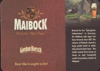 Beer coaster gordon-biersch-7-small