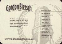 Beer coaster gordon-biersch-7-zadek-small