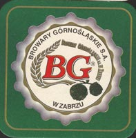 Pivní tácek gornoslaskie-1