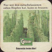 Pivní tácek gosser-118-small