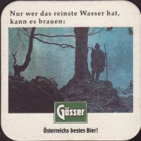 Pivní tácek gosser-138-small
