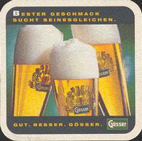 Pivní tácek gosser-14-zadek