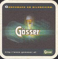 Pivní tácek gosser-14