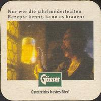 Pivní tácek gosser-16
