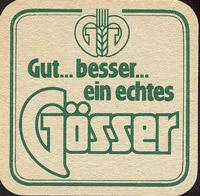 Pivní tácek gosser-17-zadek