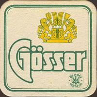 Pivní tácek gosser-17
