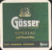 Pivní tácek gosser-23