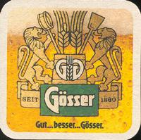 Pivní tácek gosser-25-zadek