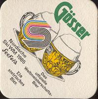 Pivní tácek gosser-27-zadek
