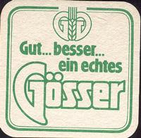 Pivní tácek gosser-27