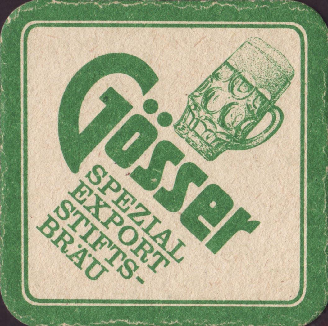 Pivní tácek gosser-29-zadek