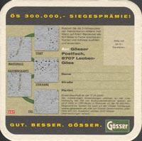 Pivní tácek gosser-3-zadek