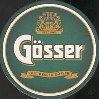 Pivní tácek gosser-30