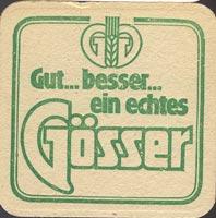 Pivní tácek gosser-6
